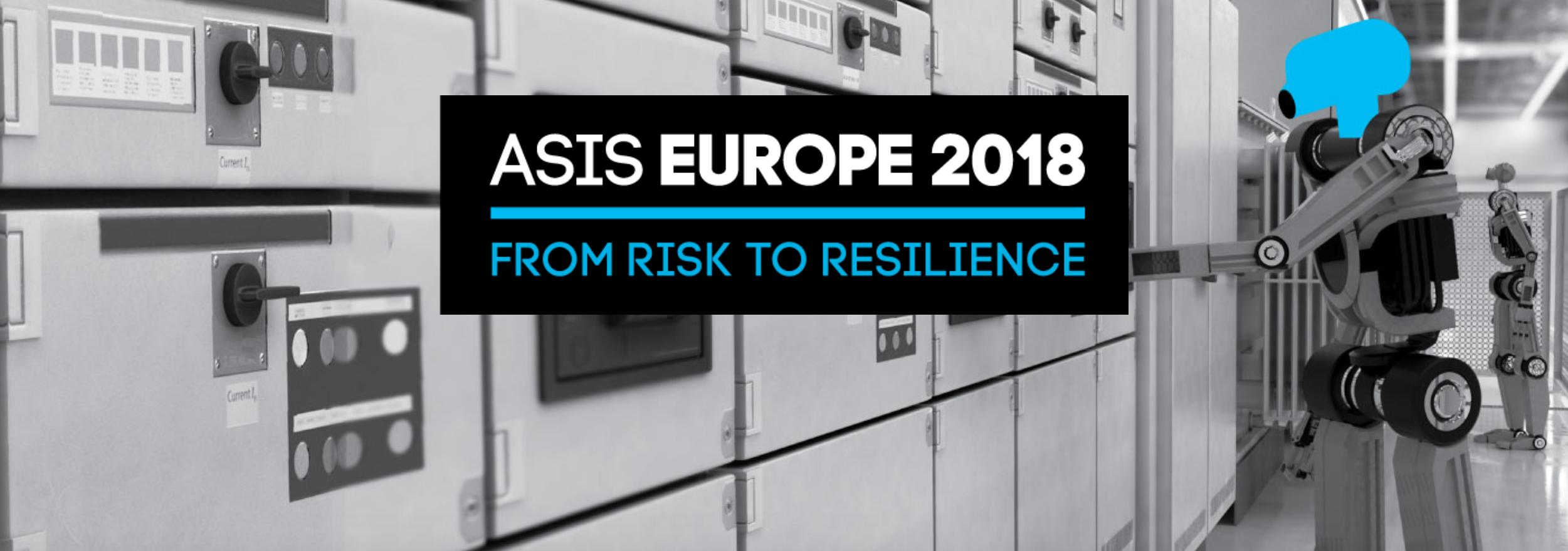 ASIS Europe 2018 – Signpost Six